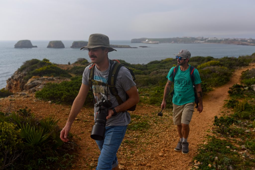 hiking trip marthinial