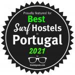 best surf hostels portugal 2021
